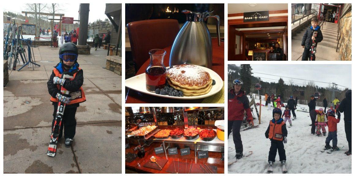 Family Winter Ski Vacation at Four Seasons Jackson Hole Resort