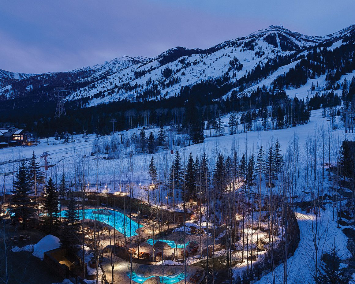 Luxury Family Resorts for the Holidays