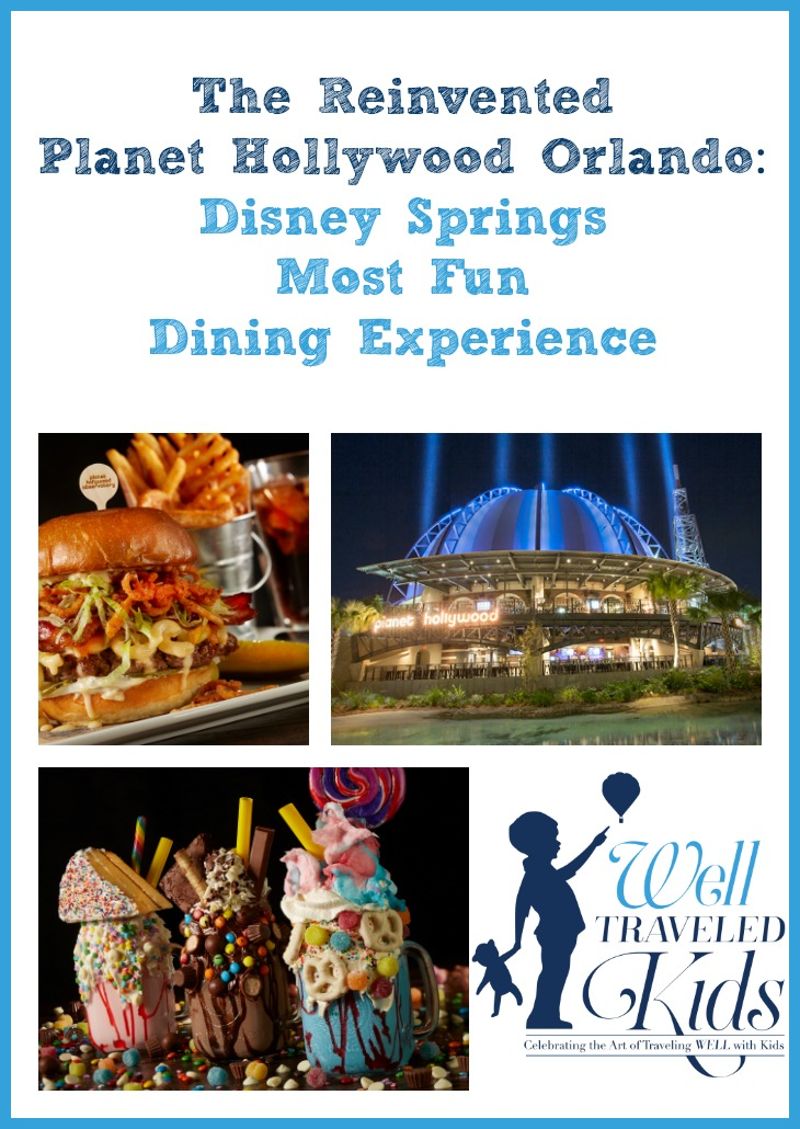 The Reinvented Planet Hollywood Orlando Disney Springs Most Fun Dining Experience **** | Disney Dining | Where to eat in Downtown Disney | Where to eat in Disney Springs | Where to eat outside of Disney Parks | Late night Disney World dining | Best Disney Dinging for kids | Walt Disney World Vacation