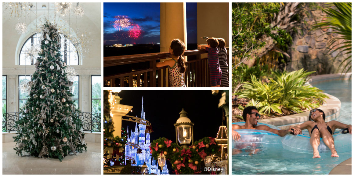 Best place to stay for Disney Christmas - Well Traveled Kids