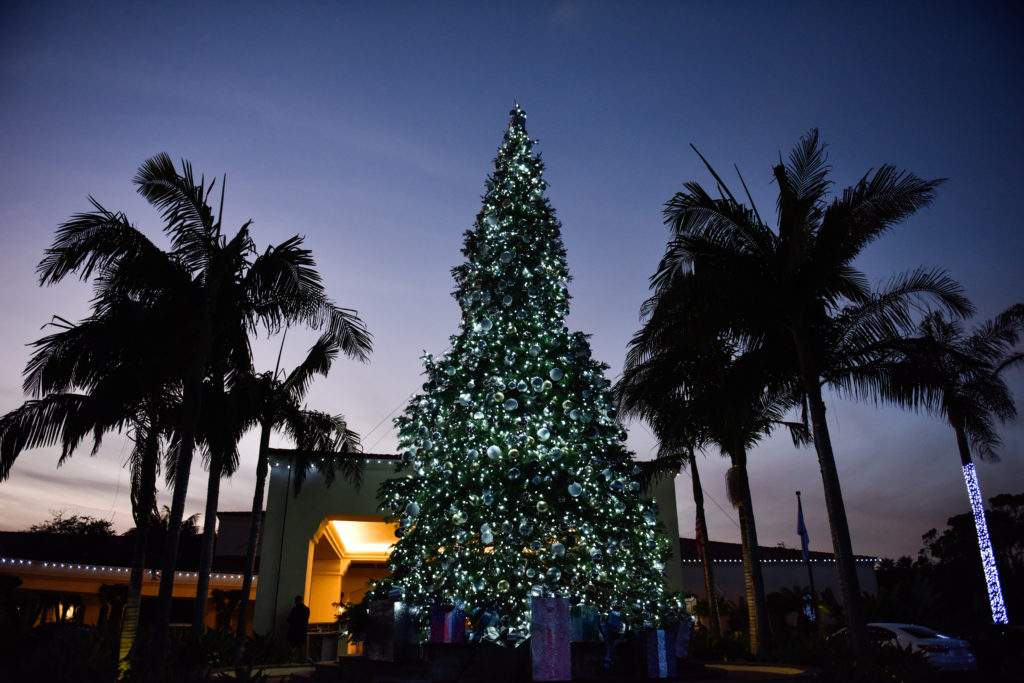 Holiday Tree Lighting_Ritz Carlton Laguna Niguel