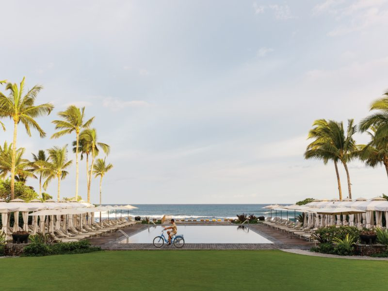 Four Seasons Hualalai: The Ultimate Hawaiian Luxury Family Vacation