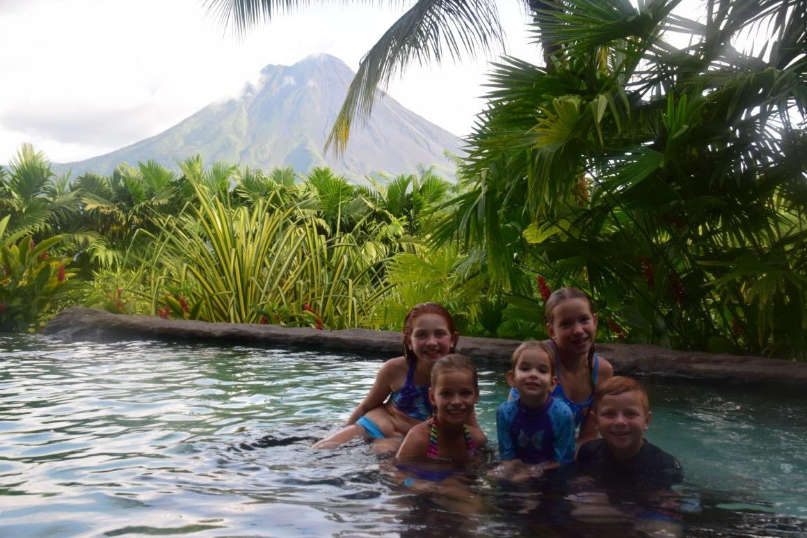 Family Adventures In Costa Rica