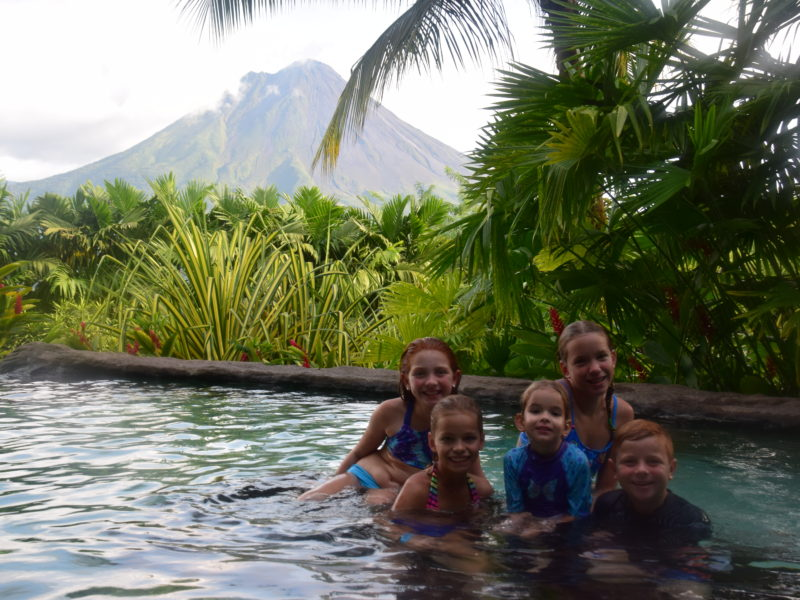 Family Adventures in Costa Rica - Review of The Springs Resort with Kids