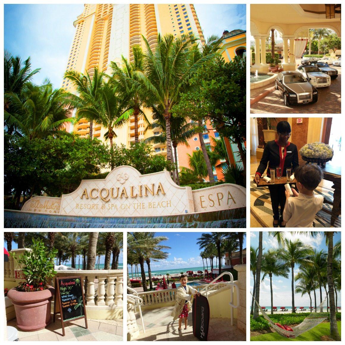 Luxury Family Beach Holiday at Acqualina Resort & Spa Miami Beach