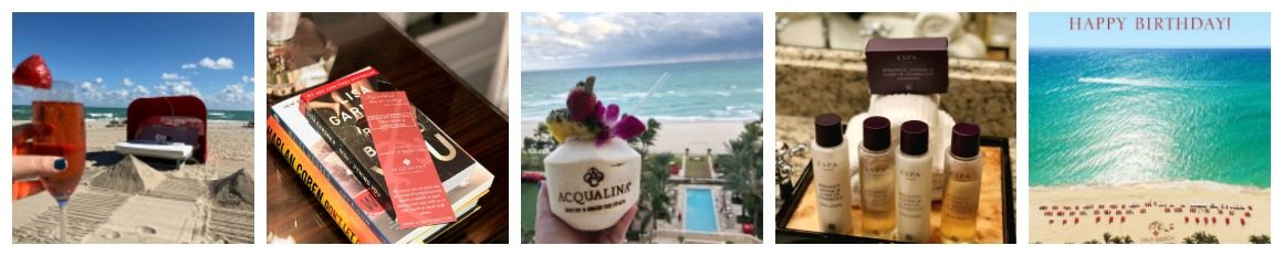 Luxury Family Beach Holiday at Acqualina Resort & Spa Miami Beach