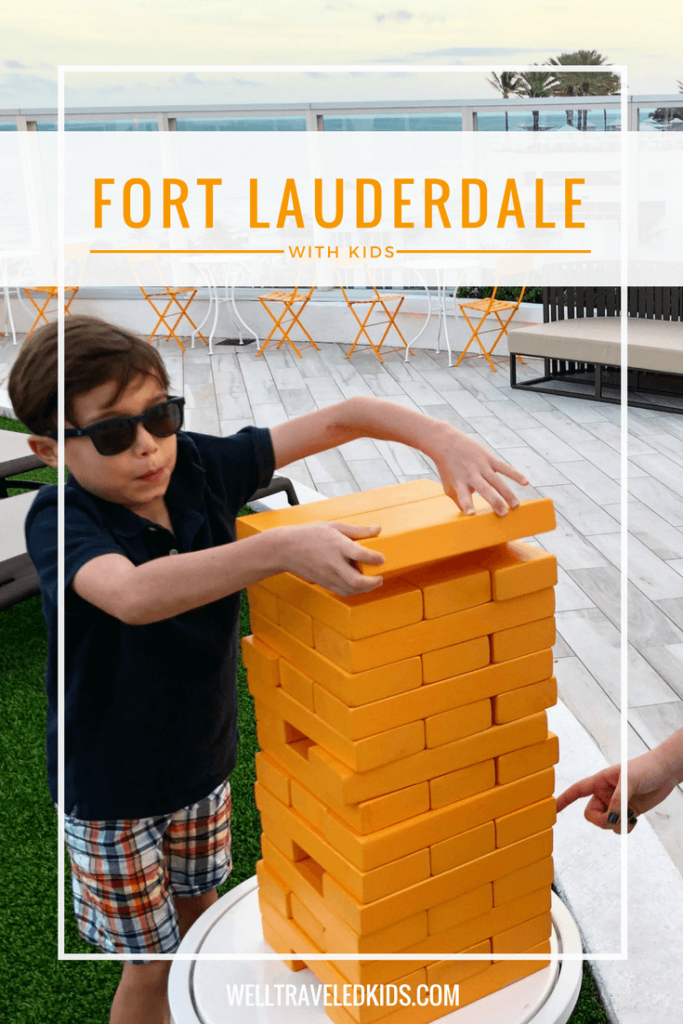 Family Travel to Fort Lauderdale