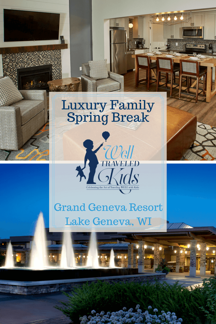 Luxury Spring Break at Grand Geneva Resort