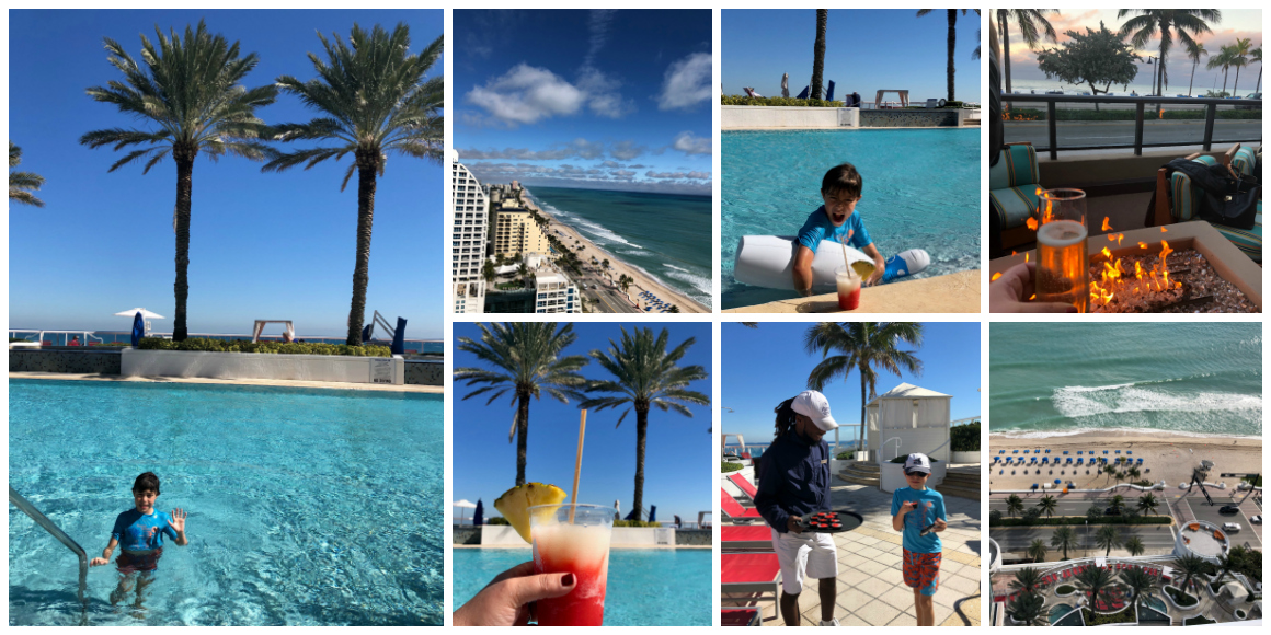 Review of Hilton Ft. Lauderdale Beach Resort - Well Traveled Kids