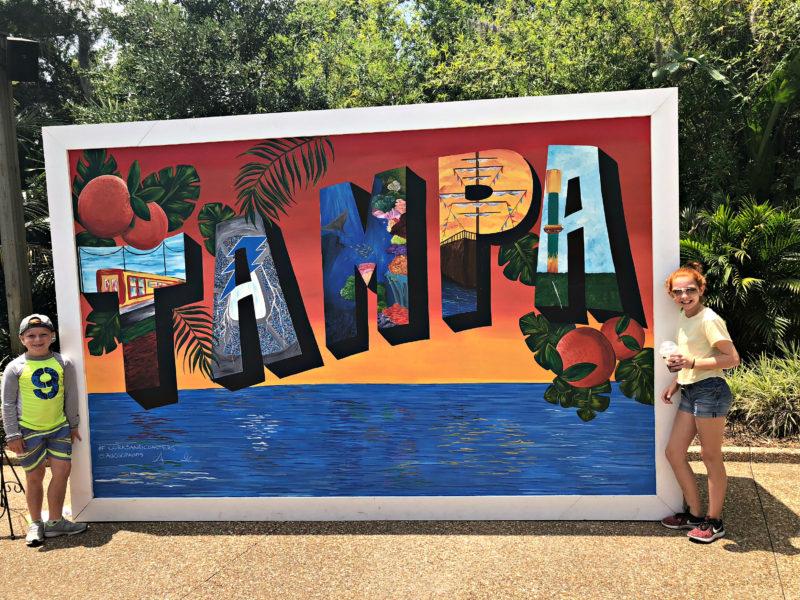 Fun Trip with the Kids to Busch Gardens