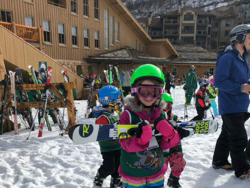 How To Instill Grit: Learning to Ski at Deer Valley Ski School