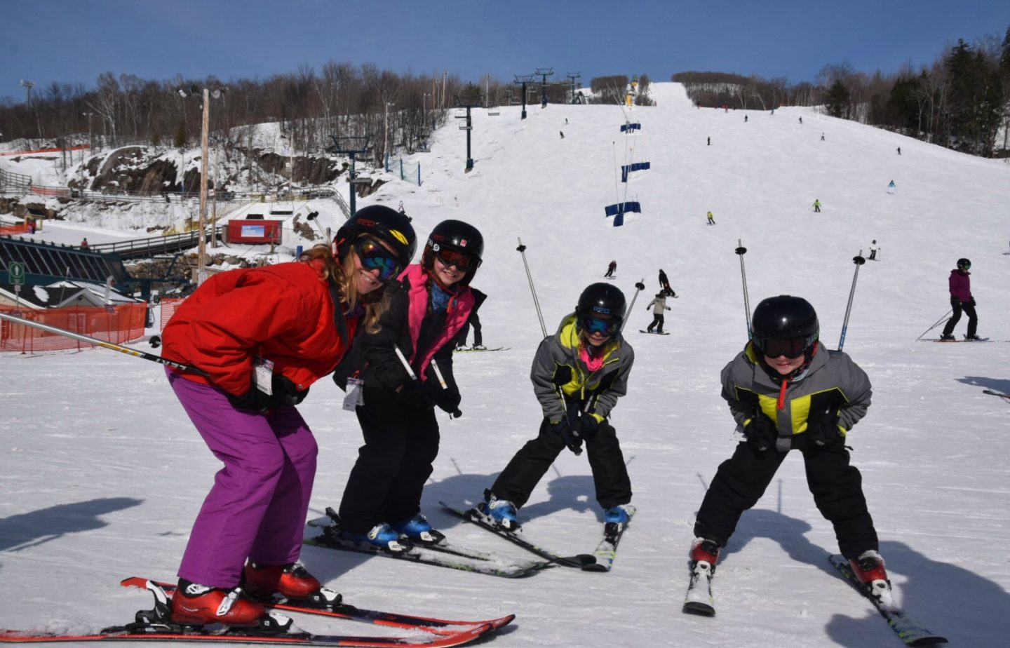 Ski Vacation at Mont Tremblant – Fun Family Adventure in Canada