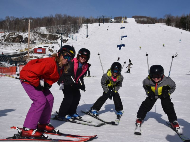 Ski Vacation at Mont Tremblant - Fun Family Adventure in Canada