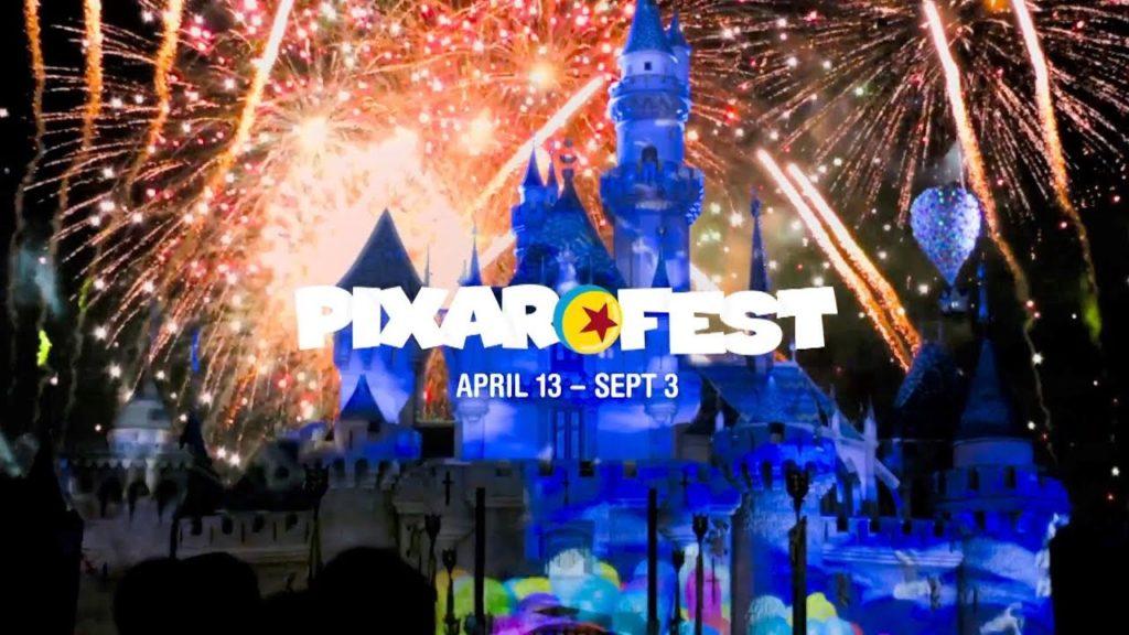 PixarFest Disneyland Tips