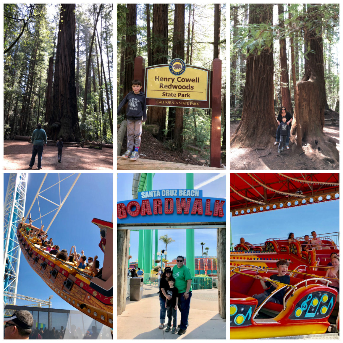 Stuff to do in Santa Cruz California with kids