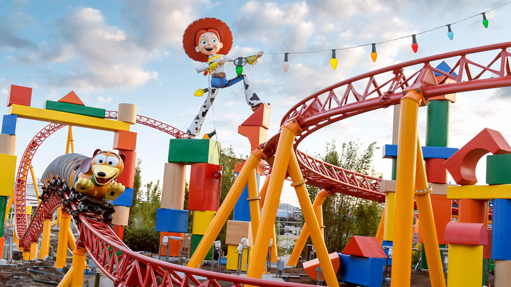 Toy Story Land Tips