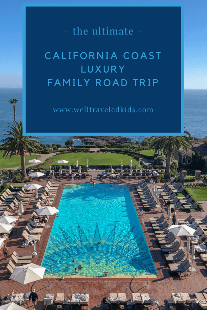 California Family Road Trip