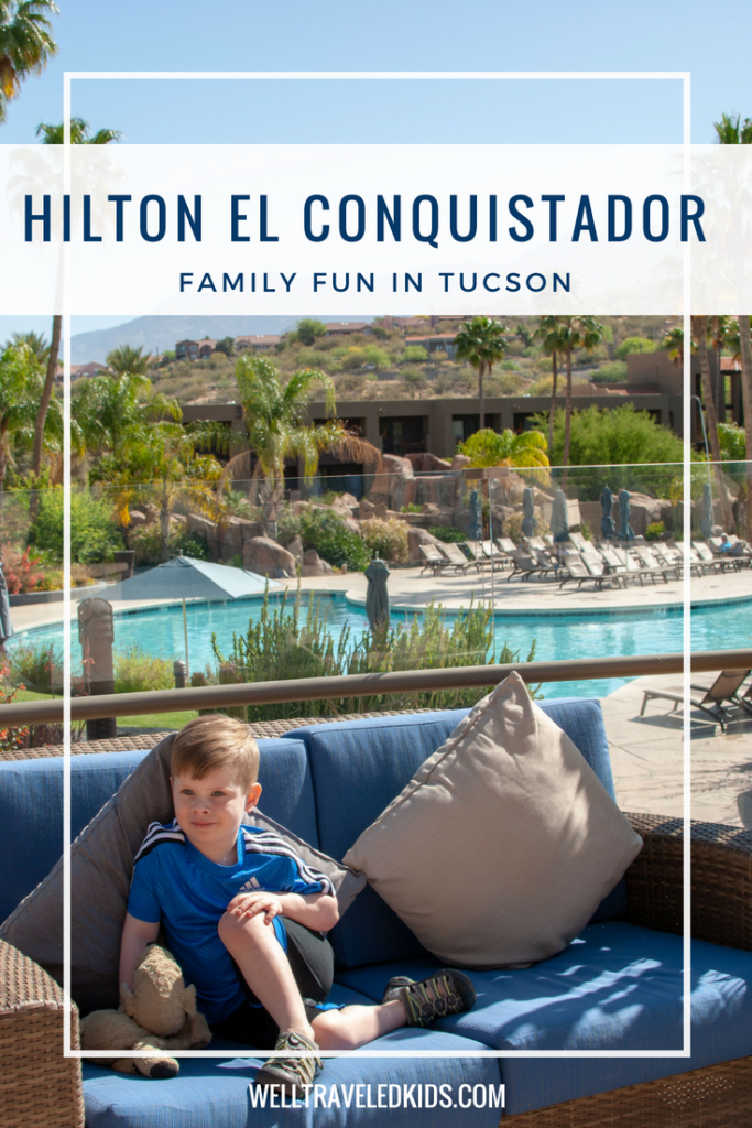 Resort Review of El Conquistador Tucson, A Hilton Resort