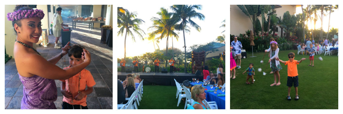 Best Luau in Kauai for kids