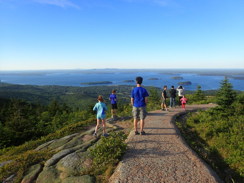 Best of Bar Harbor Maine with kids