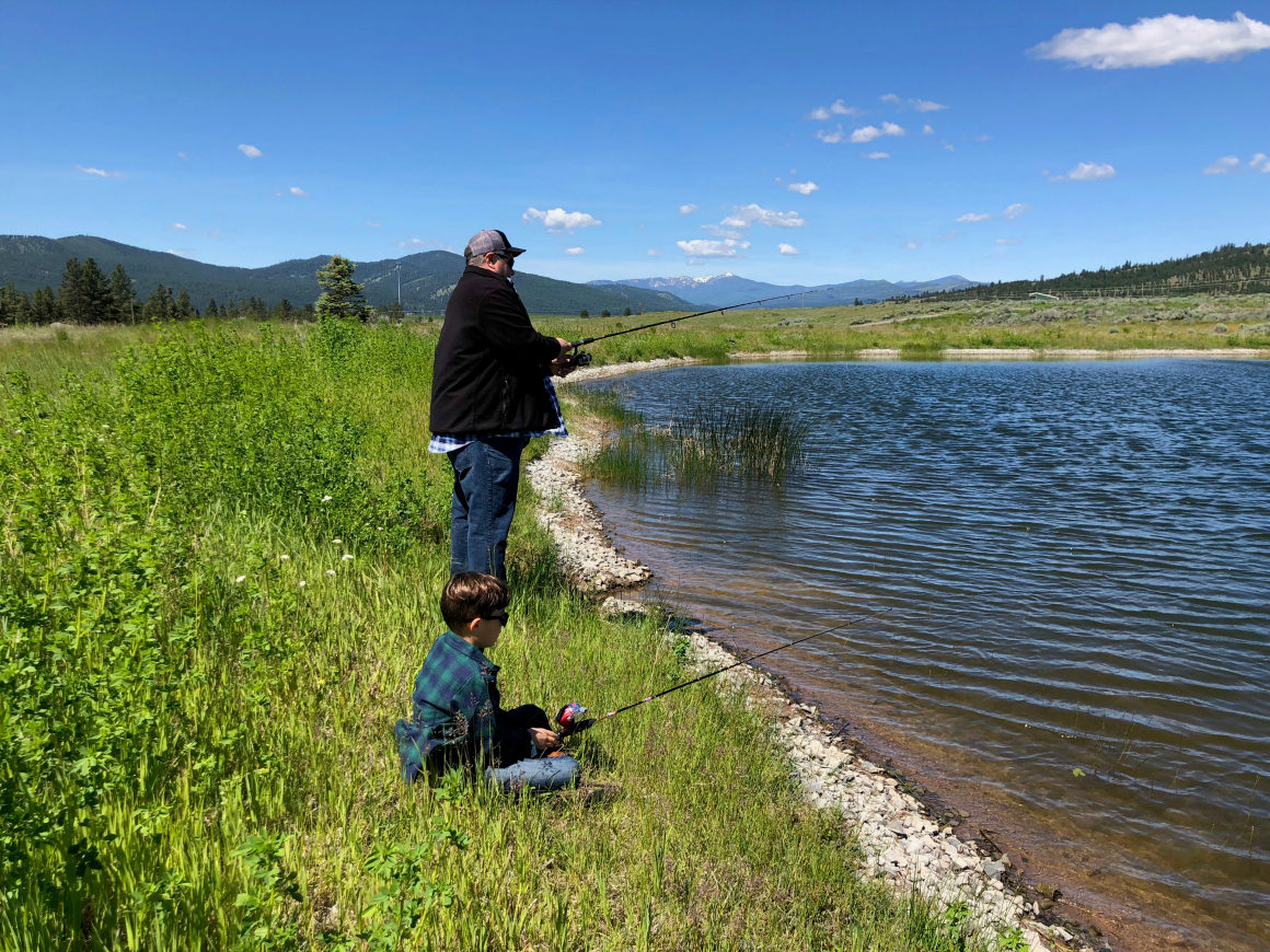 Family vacation Montana with kids - Well Traveled Kids