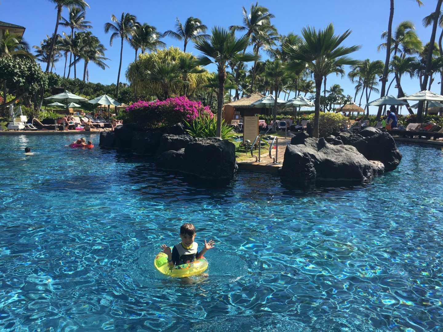 5 Reasons the Grand Hyatt Kauai is Great For Families