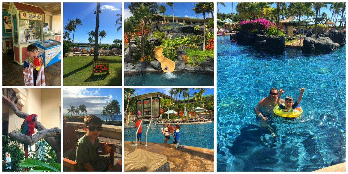 Grand Hyatt Kauai with Kids