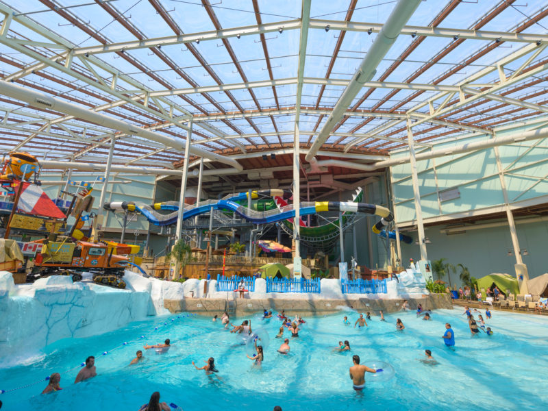 Review Camelback Resort with kids