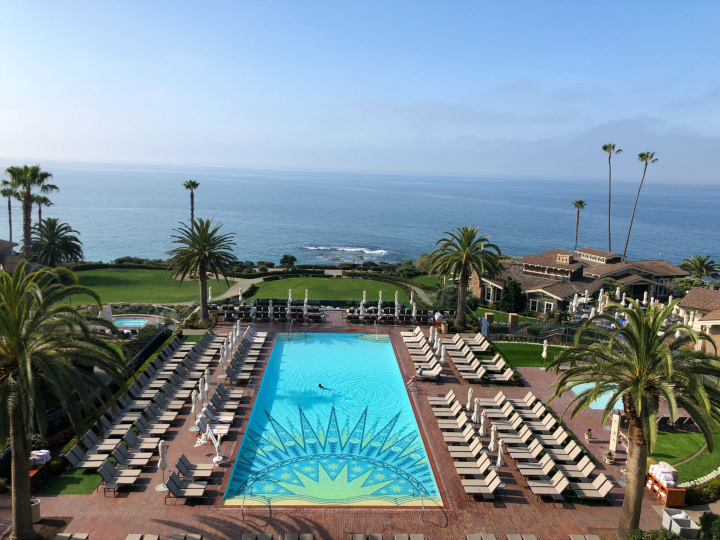 A Perfect Stay at Montage Laguna Beach