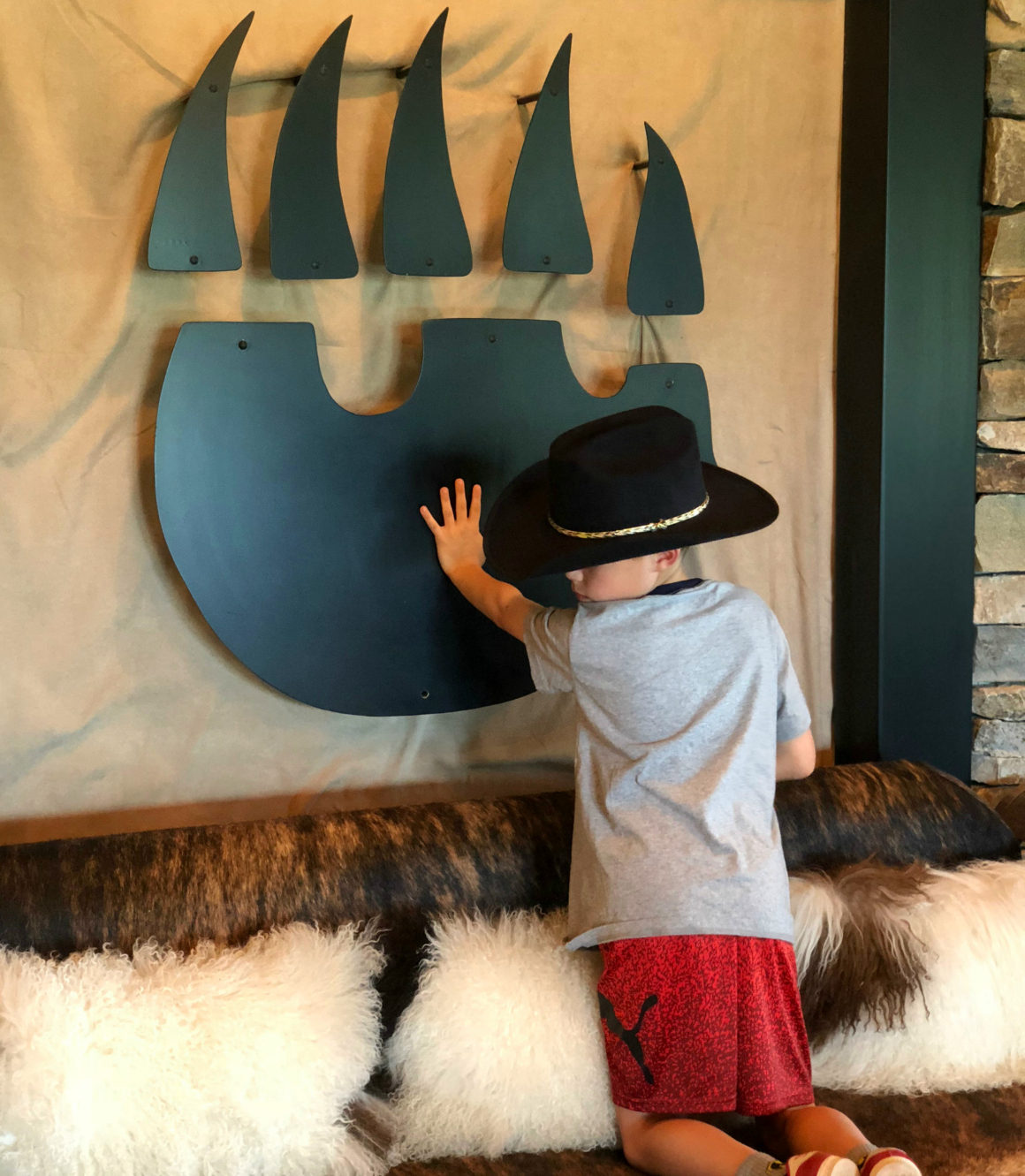 Montana Ranch Vacations- well traveled kids