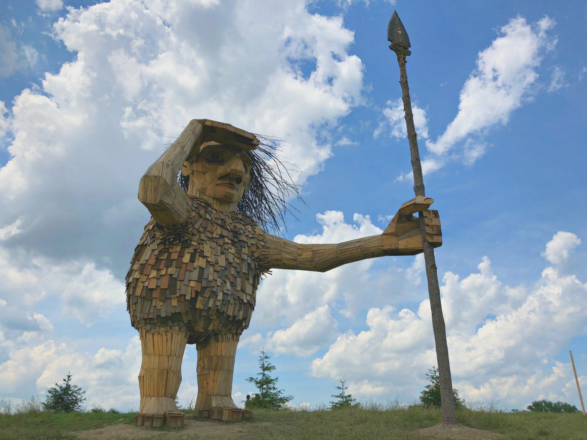Tips for Hunting Giant Trolls Morton Arboretum
