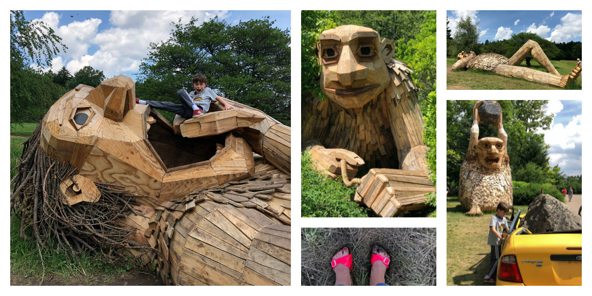 Hunting Trolls at Morton Arboretum