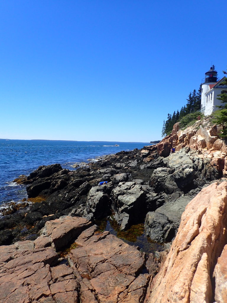 Bass Harbor Light House Maine