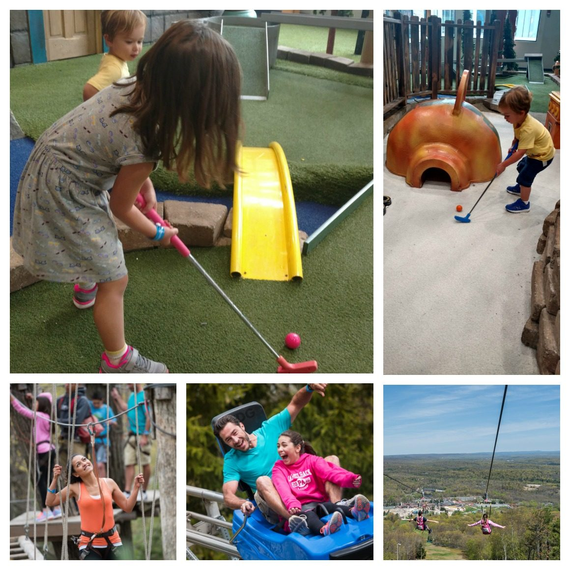 family adventures in poconos