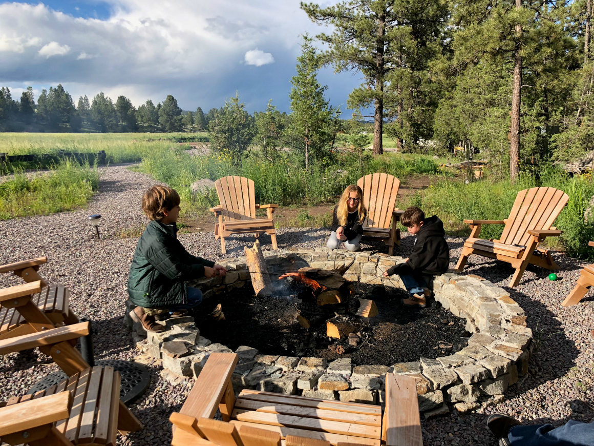luxury Montana Ranch with kids - Well Traveled kids