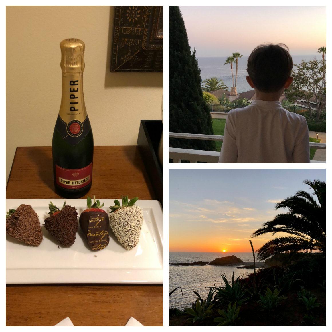 luxury family Laguna beach vacation - well traveled kids
