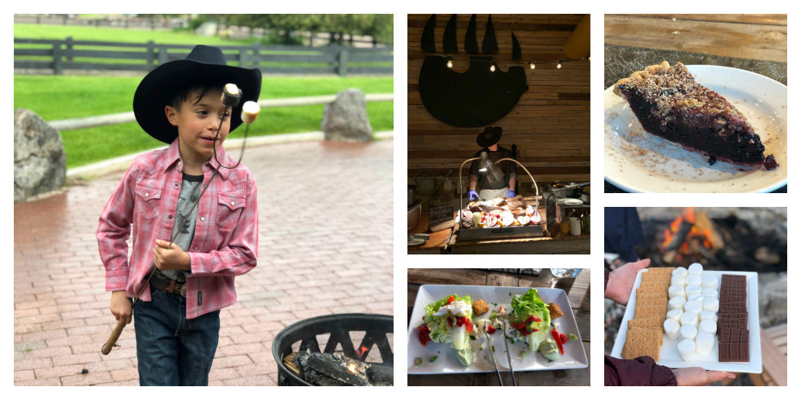 luxury family glamping Paws UP - Well traveled Kids
