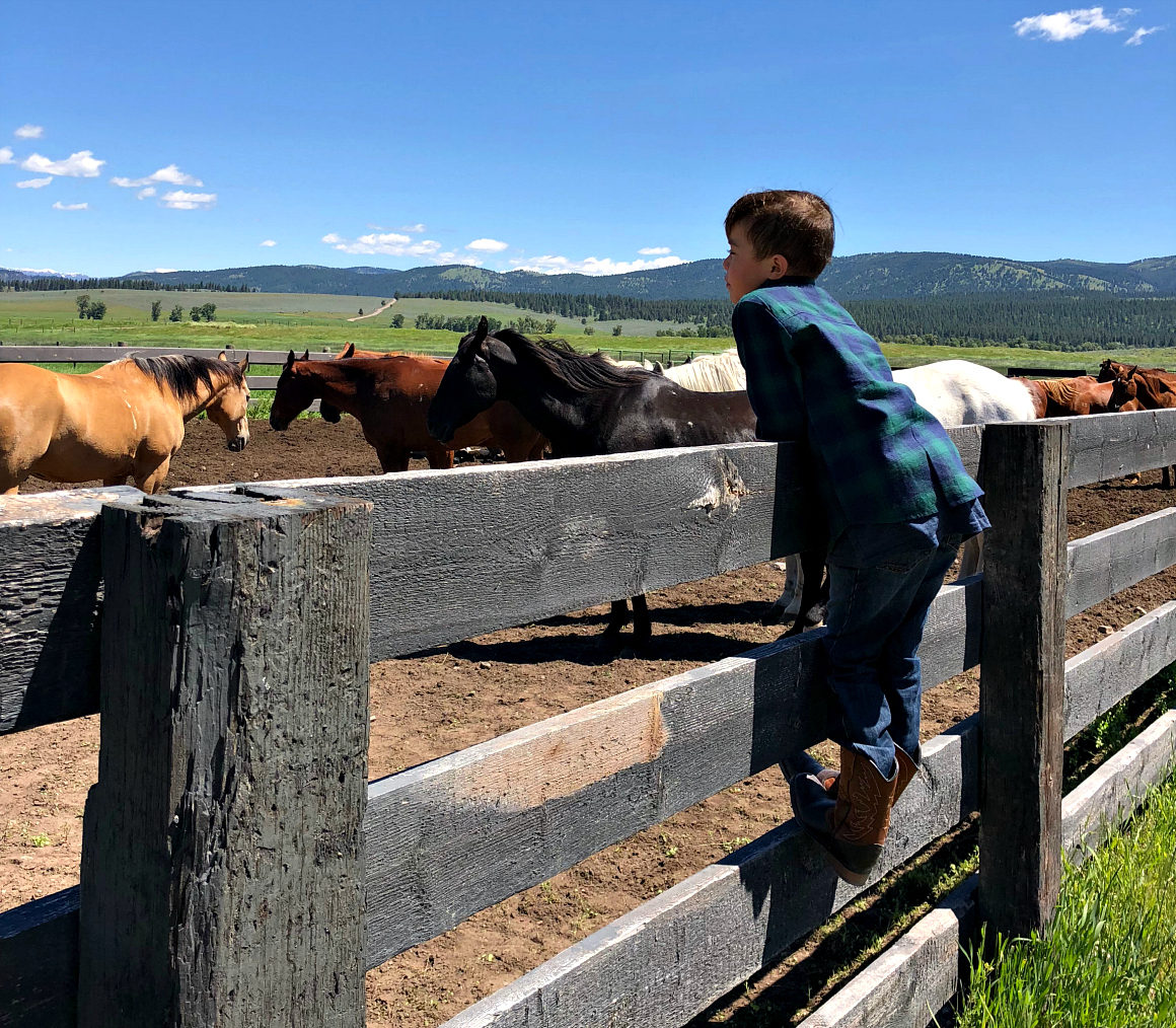 Best Montana Vacation - Well Traveled Kids