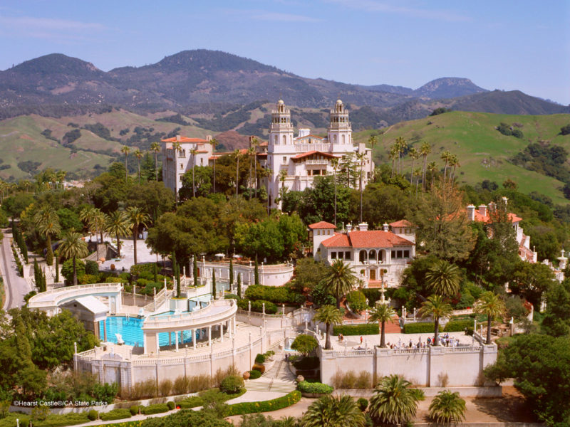 Hearst Castle with Kids - Well Traveled Kids