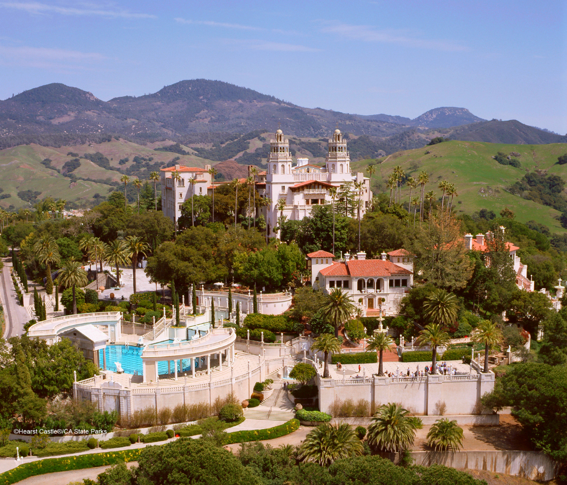 California Family Adventure Tips For Visiting Hearst Castle Tours With Kids