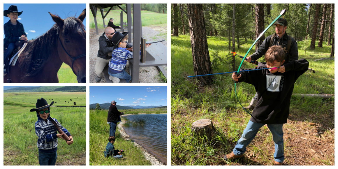 Montana Ranch Activities - Well Traveled Kids