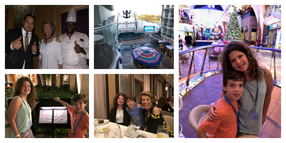 Multigenerational Family Cruise - Well Traveled Kids