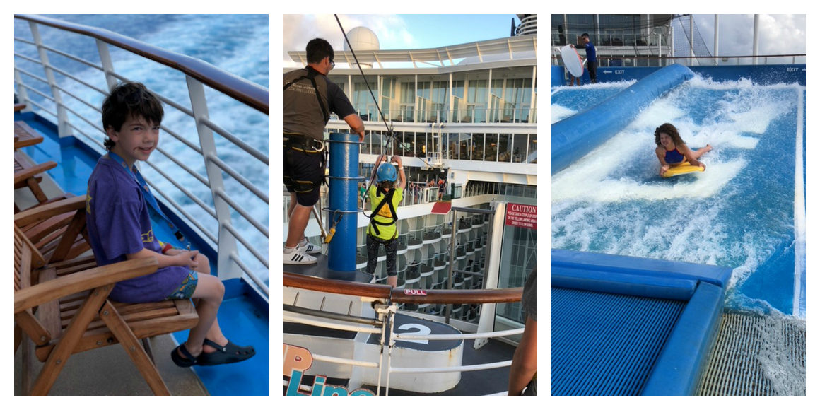 Royal Caribbean Cruise with kids - Well Traveled Kids