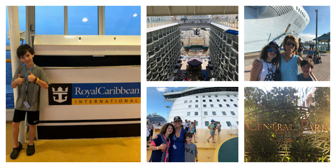 Royal Caribbean family cruise tips - Well Traveled Kids