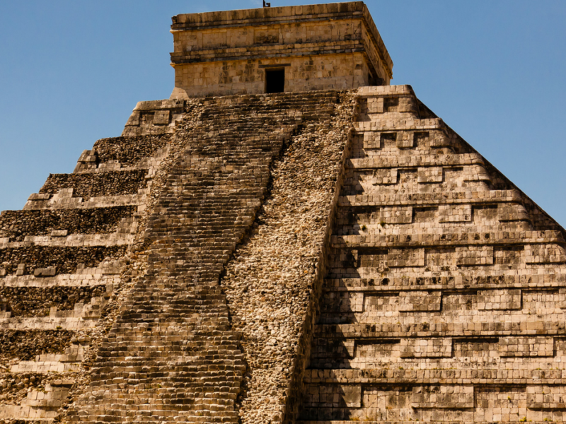 Touring Chichen Itza with Kids - Well Traveled Kids