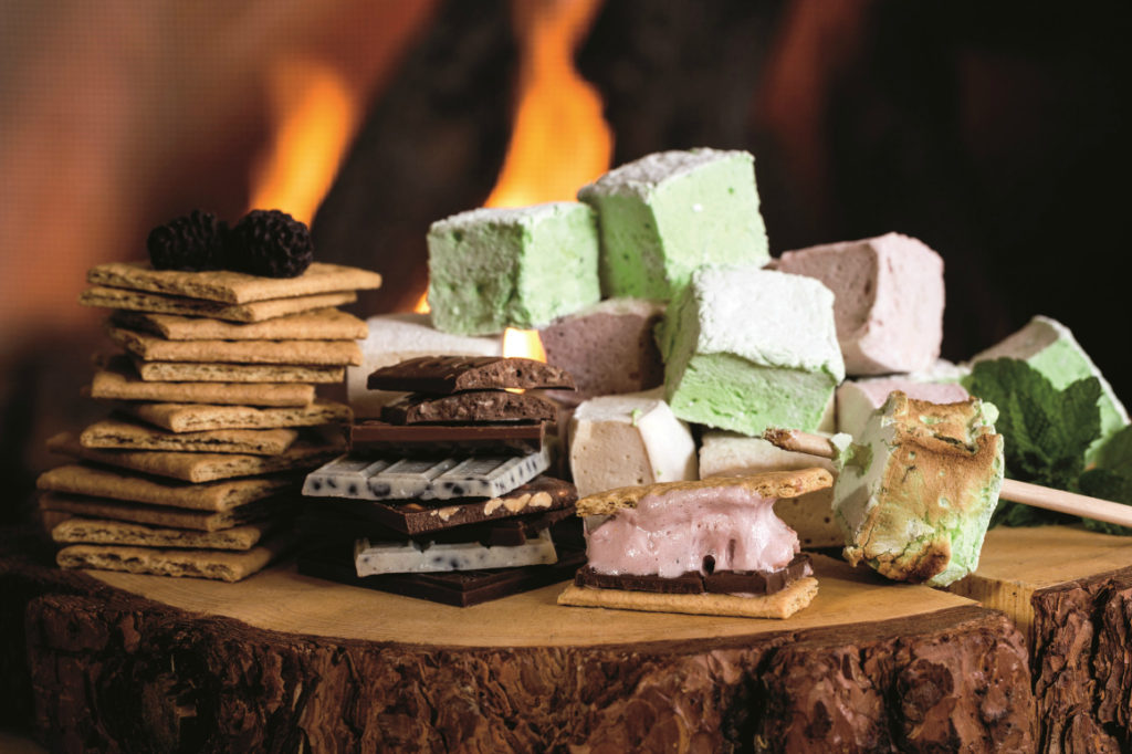 Fancy S'mores Dessert – You'll find'em at these Amazing Resorts