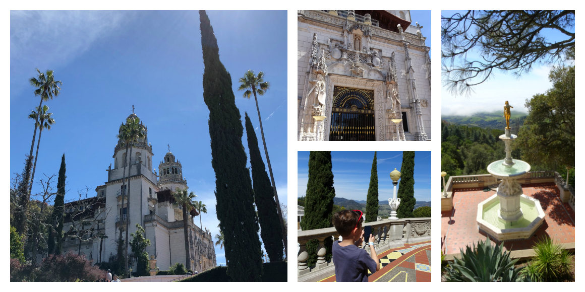 Visitng Hearst Castle with Kids - Well Traveled Kids