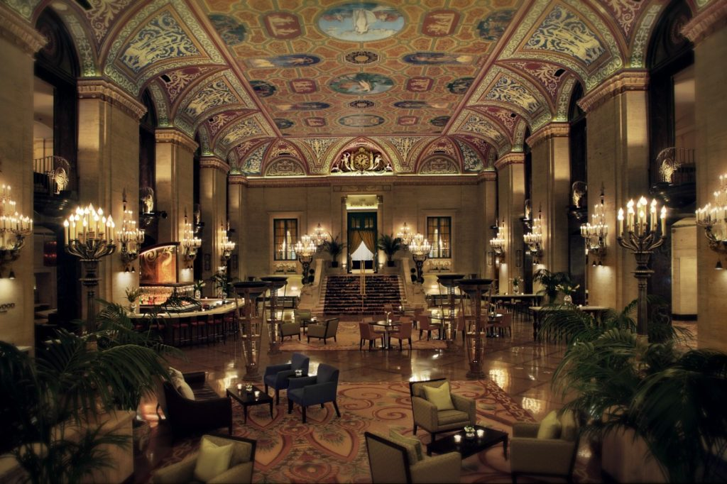 Where to Stay in Chicago With Kids: The Palmer House, A Hilton Hotel
