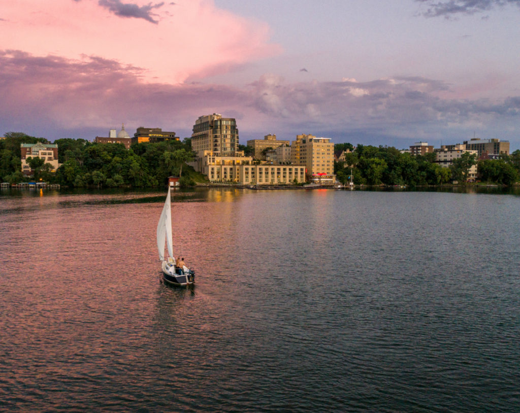 Family Adventure in Madison, Wisconsin: A Stay at The Edgewater Hotel