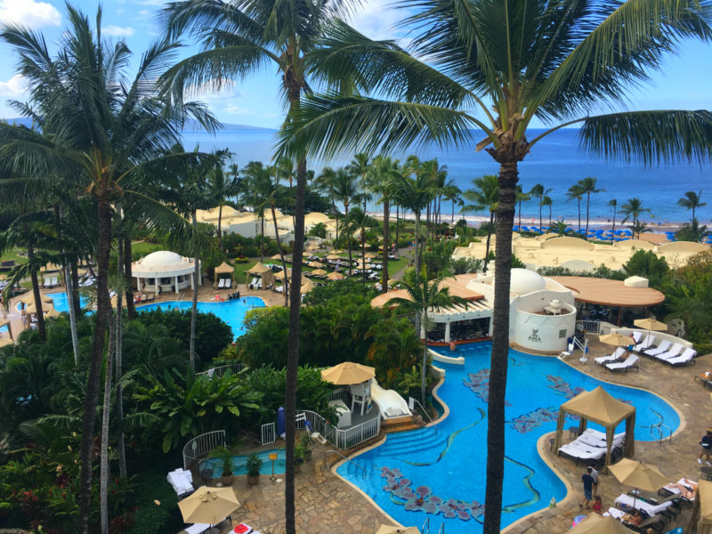 Where to stay in Maui with kids- Well Traveled Kids